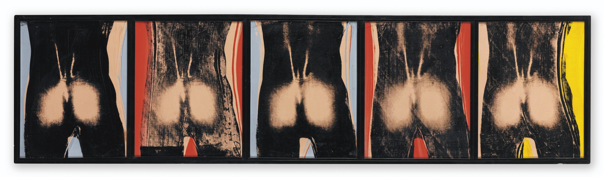 Andy Warhol-Torsos-1977