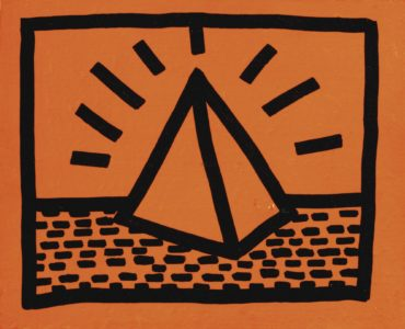 Keith Haring-Sans Titre-1982