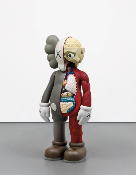 KAWS-Four Foot Dissected Companion-2009