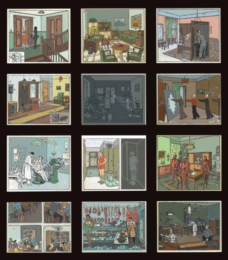Vladimir Grig - 13 rooms-2012