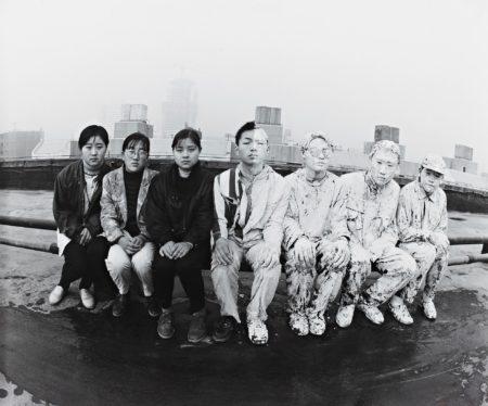 Li Wen - Cut in Half-1996