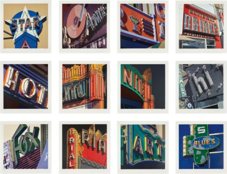 Robert Cottingham-American Signs-2009
