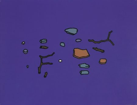Patrick Caulfield-Found Objects-1968