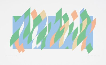 Bridget Riley-Wall Painting I-2007