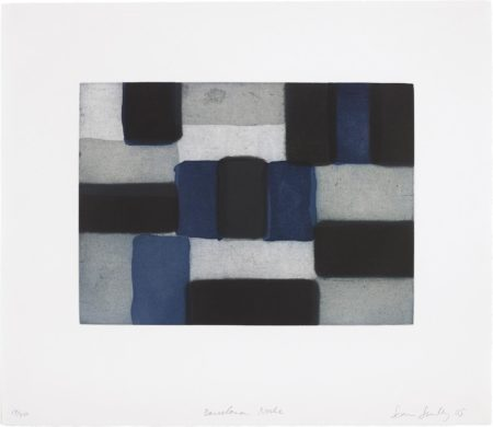 Sean Scully-Barcelona Noche (Barcelona Night)-2005