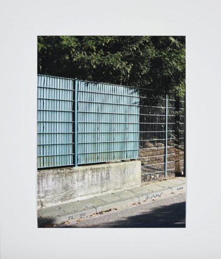 Gerhard Richter-Zaun (Fence)-2016