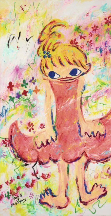 Ayako Rokkaku-Untitled-2008