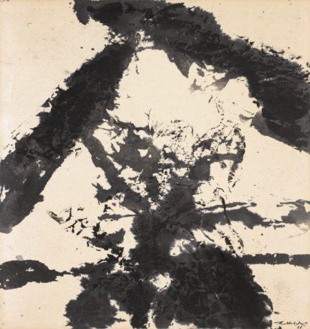 Zao Wou-Ki-Untitled-1988