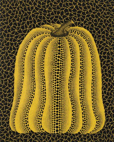 Yayoi Kusama-Pumpkin-1986