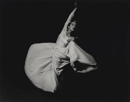Barbara Morgan-Martha Graham, Letter To The World (Swirl)-1940