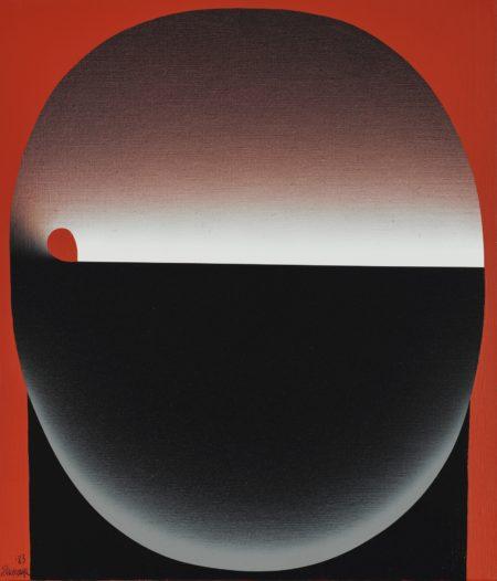 Sadamasa Motonaga-Untitled-1983