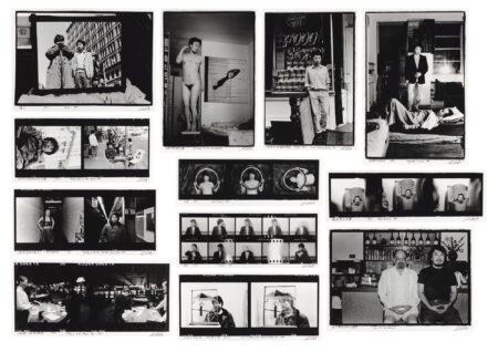 Ai Weiwei-New York Photographs 1983-1993 (Twelve Works)-1993