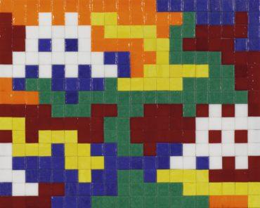 Invader-Rubik Camo-2008