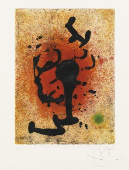 Joan Miro-Eclats-1968