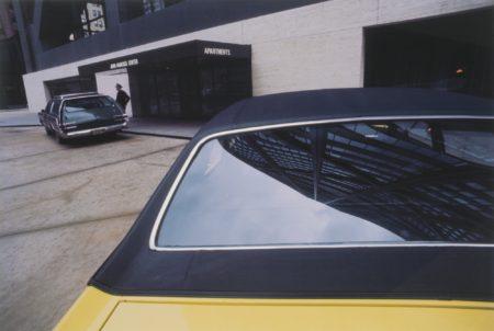 Rene Burri-John Hancock Center, Chicago, 1971-1971