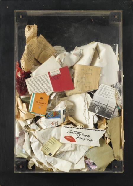 Arman-Poubelle, Mat Edition-1964