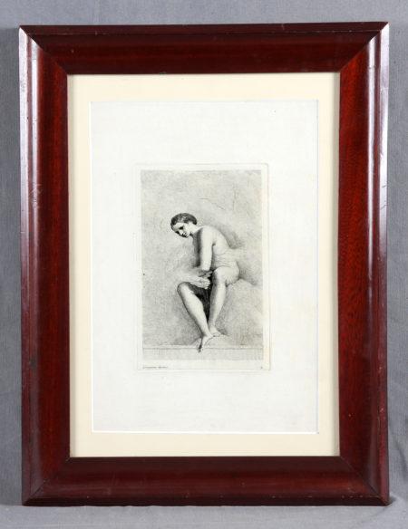 Giorgione - Woman-
