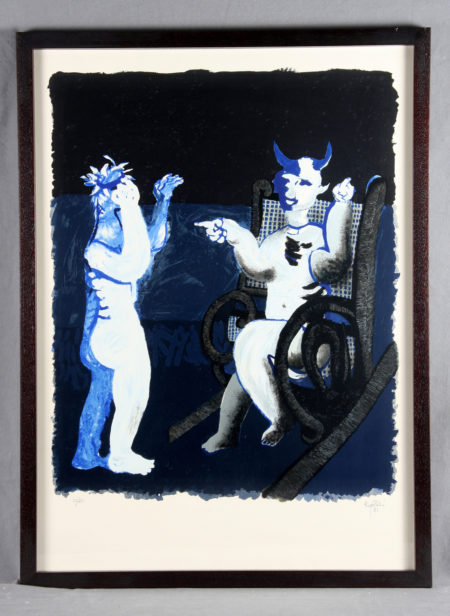 Garcia Ripolles, Javier - Devil-1981