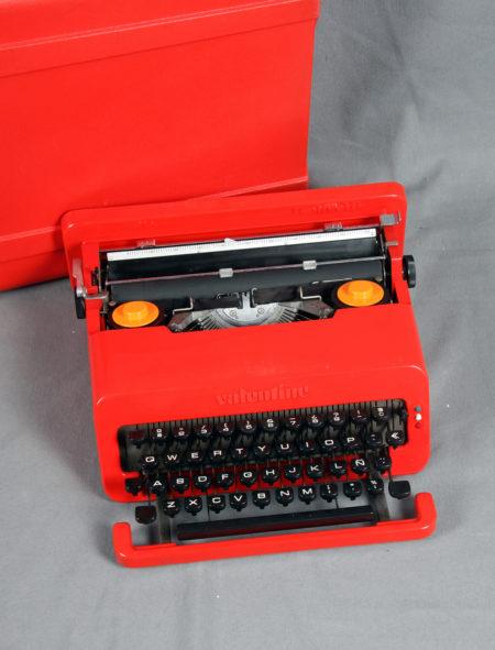 Olivetti Valentine Typewriter-