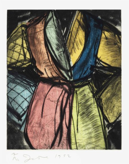 Jim Dine-Bill Clinton-1992