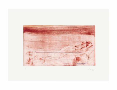 Helen Frankenthaler-Pompeii Forte-1982