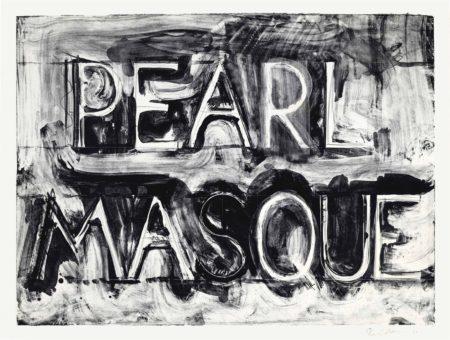Bruce Nauman-Pearl Masque-1981
