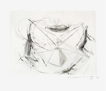 Bruce Nauman-Small Carousel-1988