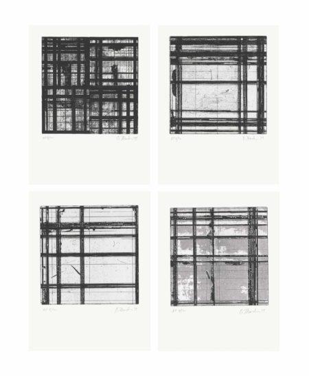 Brice Marden-Tiles-1979