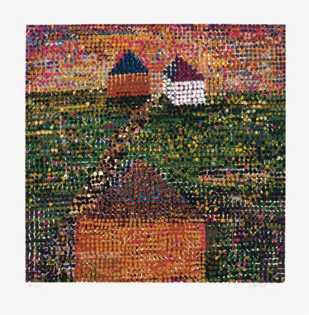 Jennifer Bartlett-Houses-2005