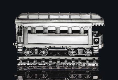 Jeff Koons-Jim Beam - Observation Car-1986
