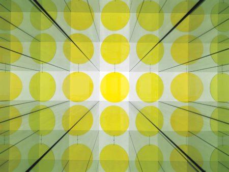 Olafur Eliasson-Sunset Kaleidoscope-2005