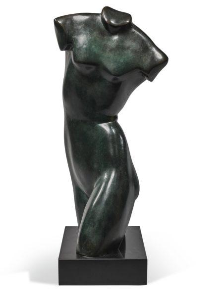 Alexander Archipenko-Torse Tournant-1958