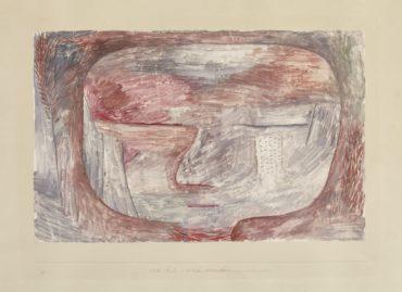 Paul Klee-Wird Erwachen (Will Awaken)-1935
