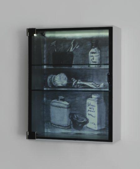 William Kentridge-The Medicine Chest-2001