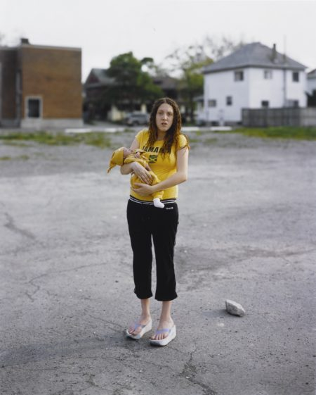 Alec Soth-Rebecca, From The Series Niagara-2006