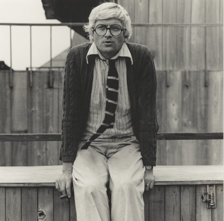 Robert Mapplethorpe-David Hockney-1976