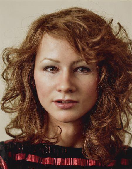 Gillian Wearing-Self Portrait As My Sister Jane Wearing-2003
