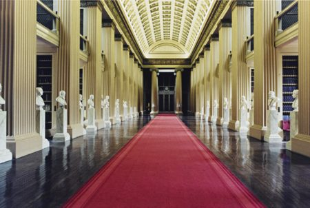 Candida Hofer-Playfair Library Hall, The University Of Edinburgh-1998
