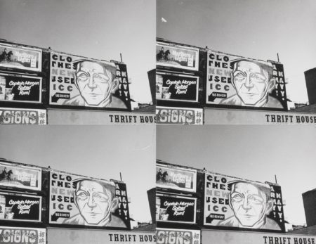 Andy Warhol-Untitled (Bowery Billboard)-1986