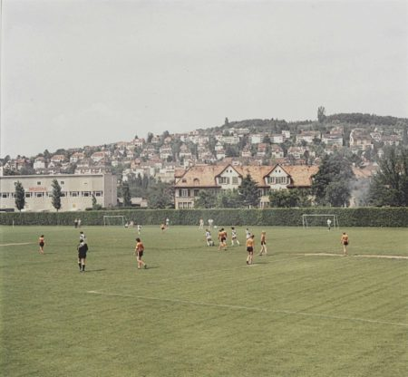 Andreas Gursky-Zurich I-1985