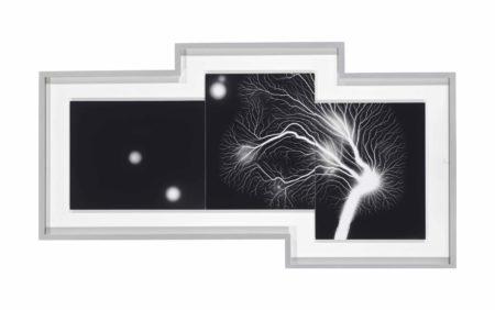 Hiroshi Sugimoto-Lightning Fields Composed 24.009-2008