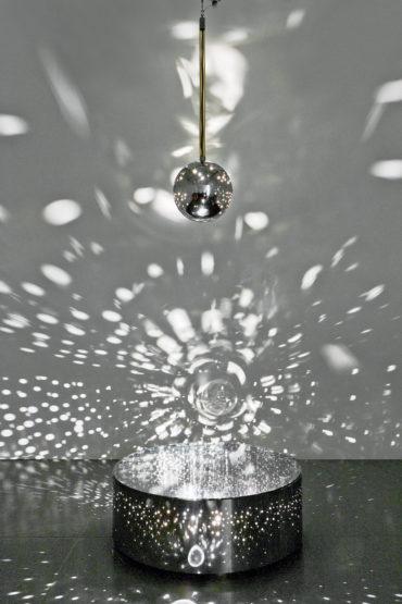 Otto Piene-Light Ballet (Light Drum); Light Ballet (Light Satellite)-1969
