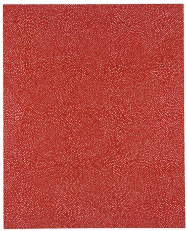 Yayoi Kusama-Infinity-Nets (Fcpr)-2007