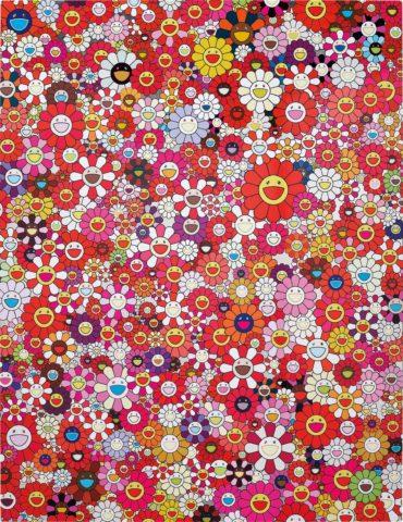 Takashi Murakami-An Homage to Monopink, 1960 E-2012