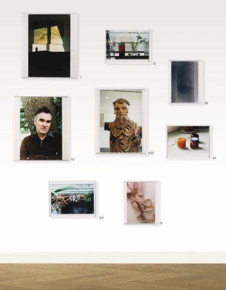 Wolfgang Tillmans-(i) Painting In Sunlight; (ii) Still Life Grays Inn Road 1; (iii) Bubble Rings; (iv) Morrissey (v) Faltenwurg (Submerged) (vi) Untitled (Jam) (vii) Layers (viii) Trinitatis-2003