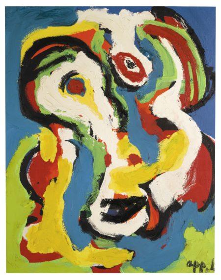 Karel Appel-De Man-1969