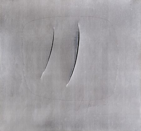 Lucio Fontana-Concetto Spaziale, Attese-1961