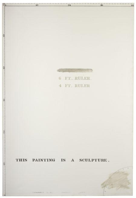 Shusaku Arakawa-(Sculpture)? Use This-1969