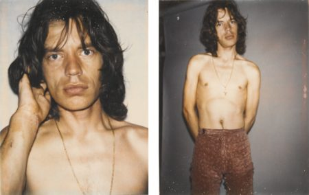 Andy Warhol-Untitled (Mick Jagger)-1975