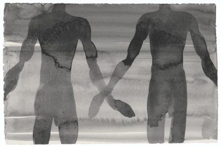 Antony Gormley-Two Singularities-2001